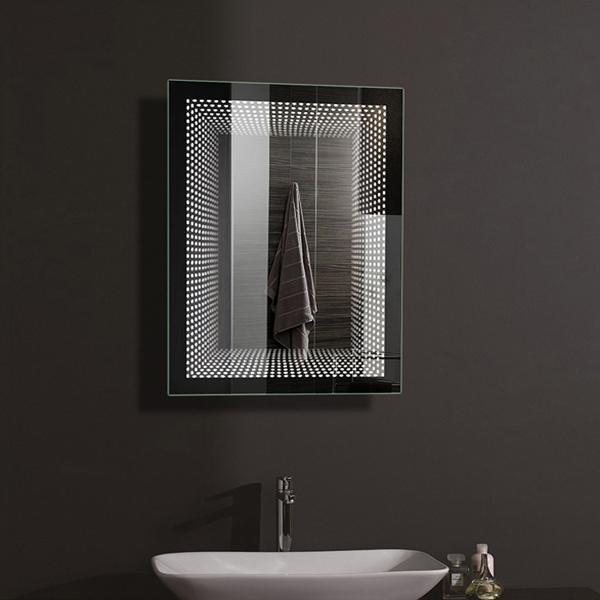 Infinity Mirrors From Led Mirrors Providers Of Luxury Bathroom Mirrors Hangzhou Spremium Bathroom Co Ltd