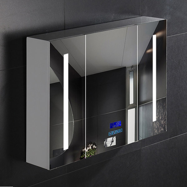 LED Lighted Mirror Cabinet