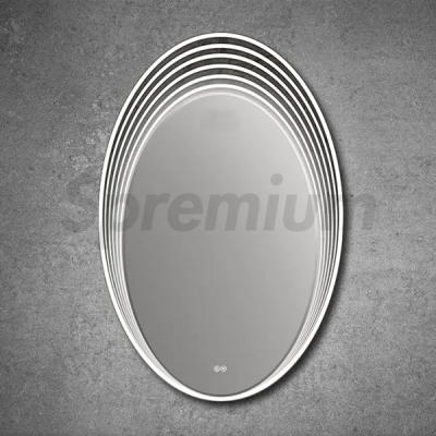 S-3250 Oval Vanity Mirror with LED Lights