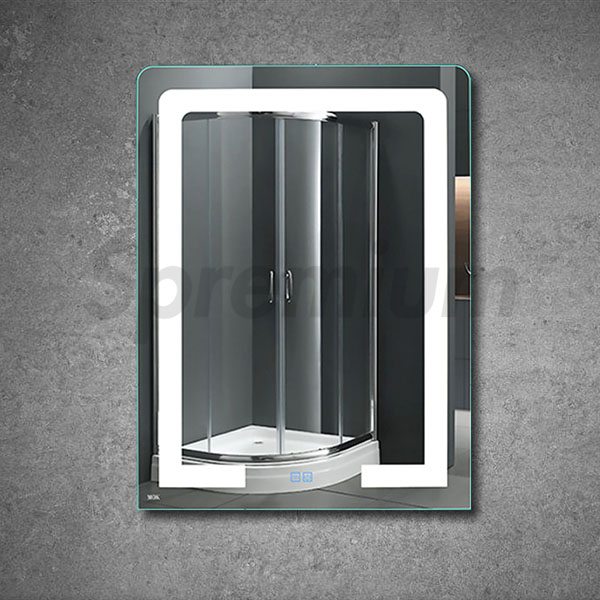 S-3252 Anti Fog Bathroom Mirror with LED Lights