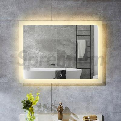 S-4642 800 x 600 LED Backlit Bathroom Mirror