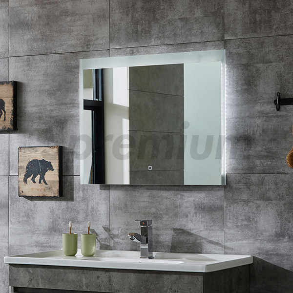 S-4643 Hot Sale LED Backlit Bathroom Vanity Mirror