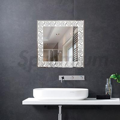 S-4586 Square LED Backlit Bathroom Wall Mirror-copy-1585036808-copy-1585037033